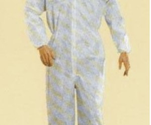 PP 拋棄式防塵防護衣